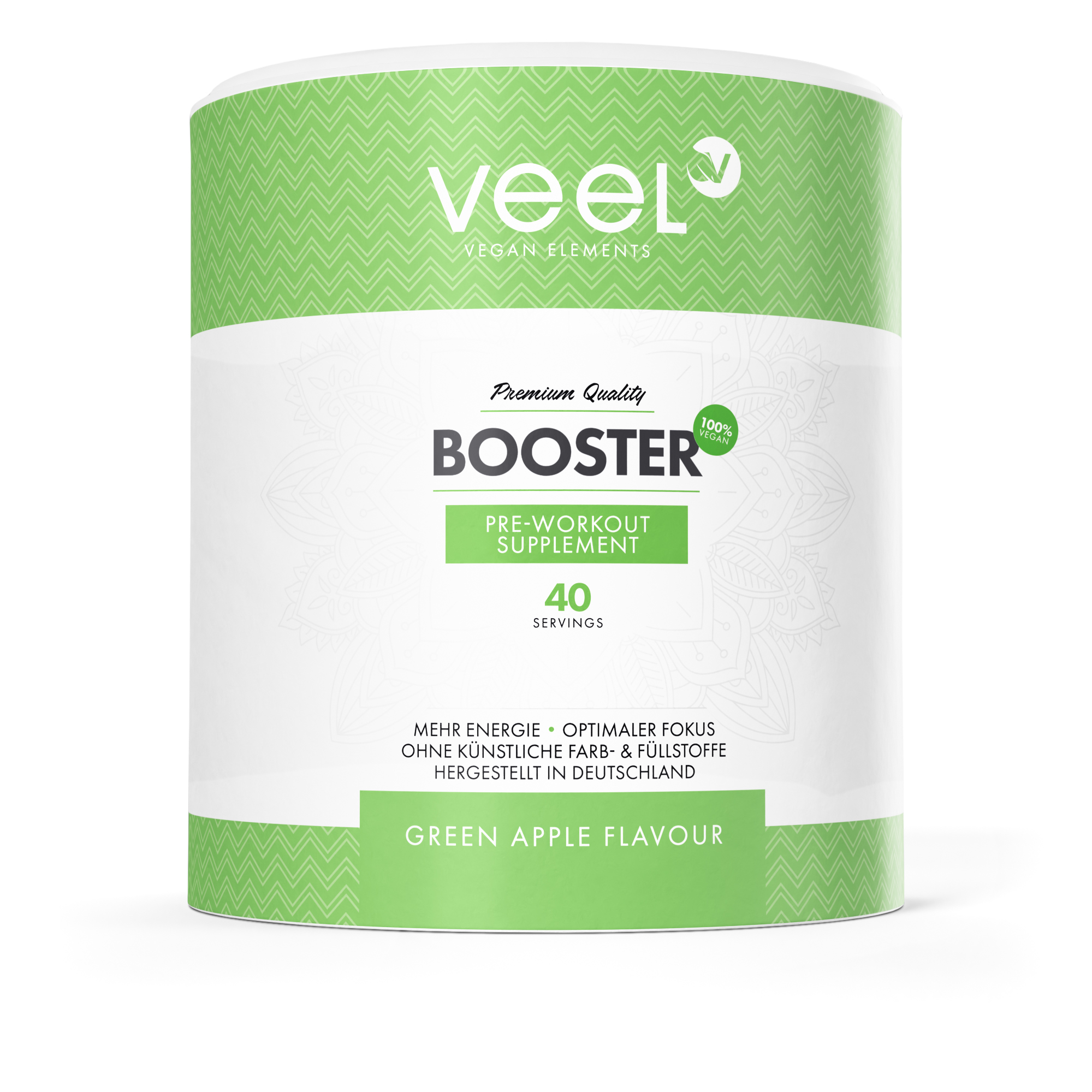 VEEL BOOSTER 360g/Ice Tea Peach