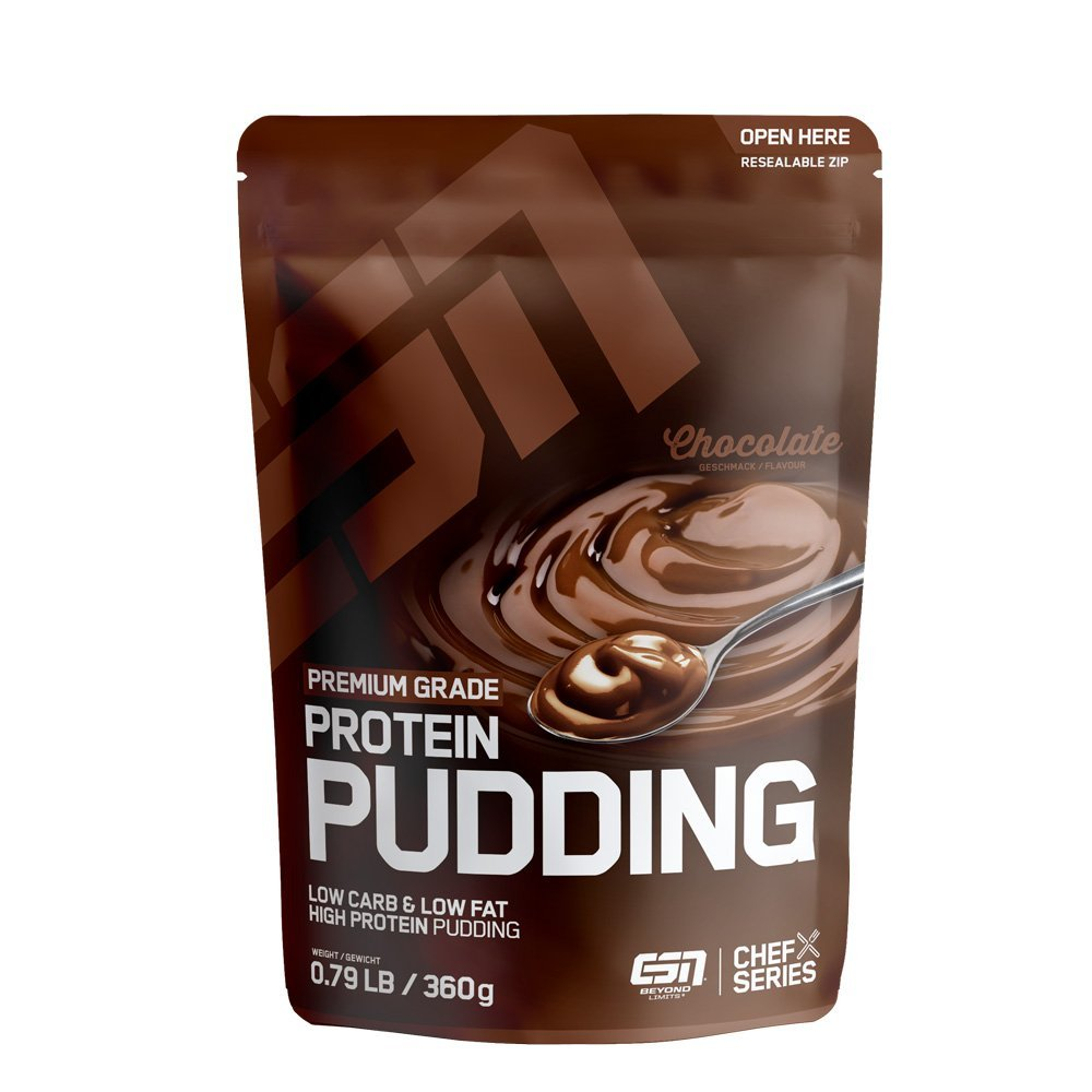 ESN Protein Pudding 360g/Chocolate