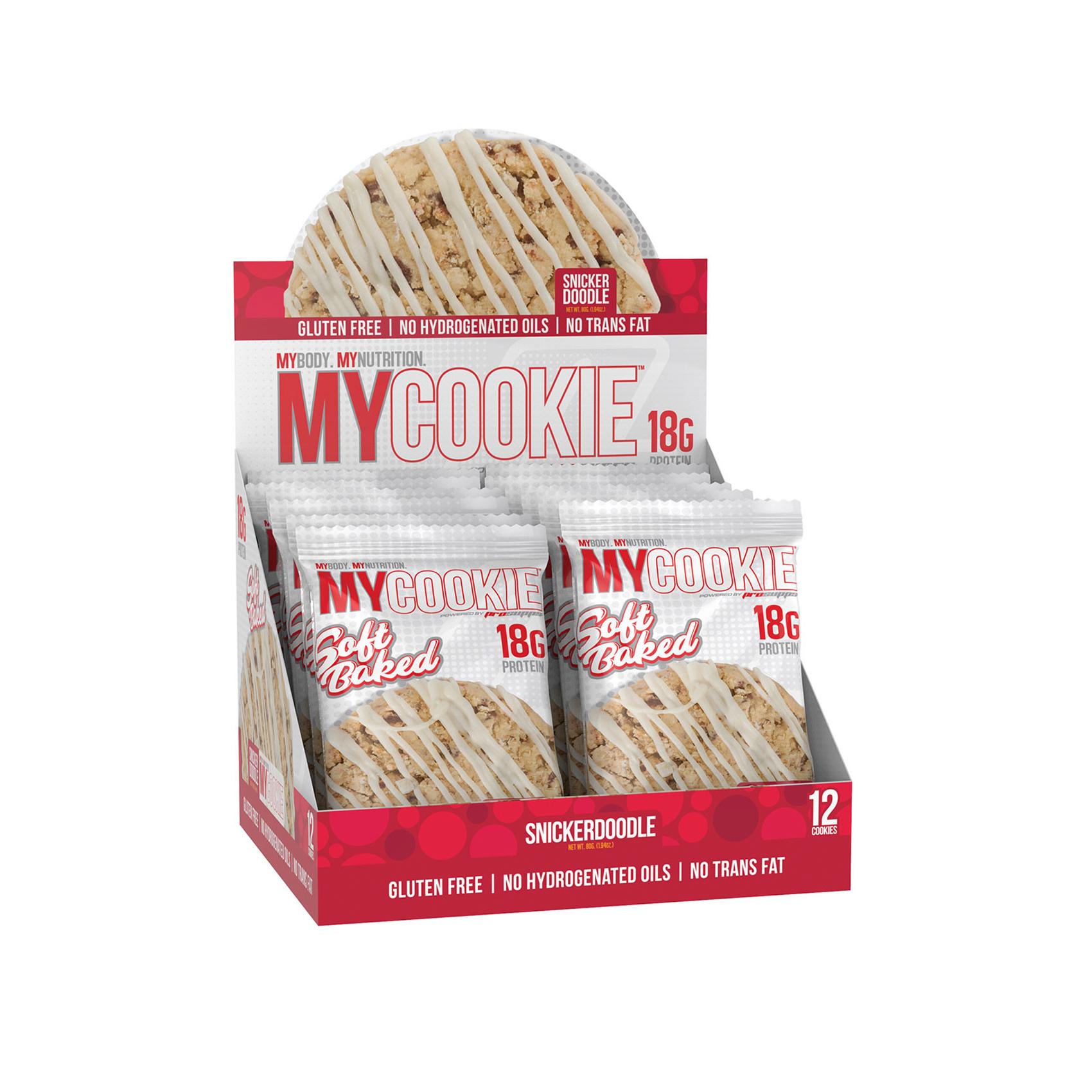 PRO SUPPS MyCookie 80g/Chocolate Chip