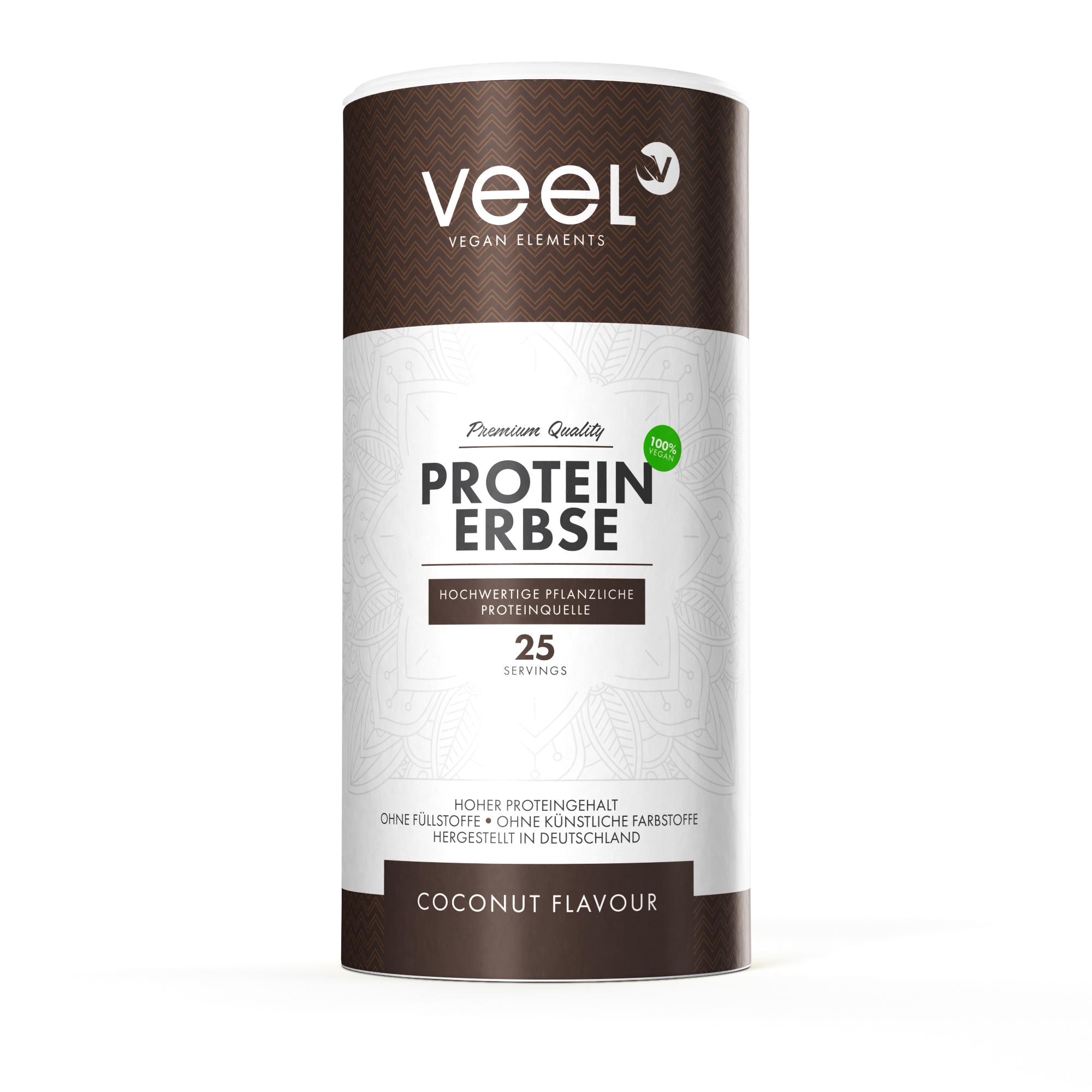 VEEL Protein Erbse 750g/Vanilla