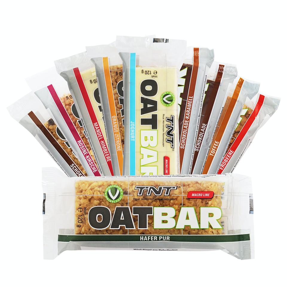 TNT Oatbar - Mic´s Box - Probierpaket