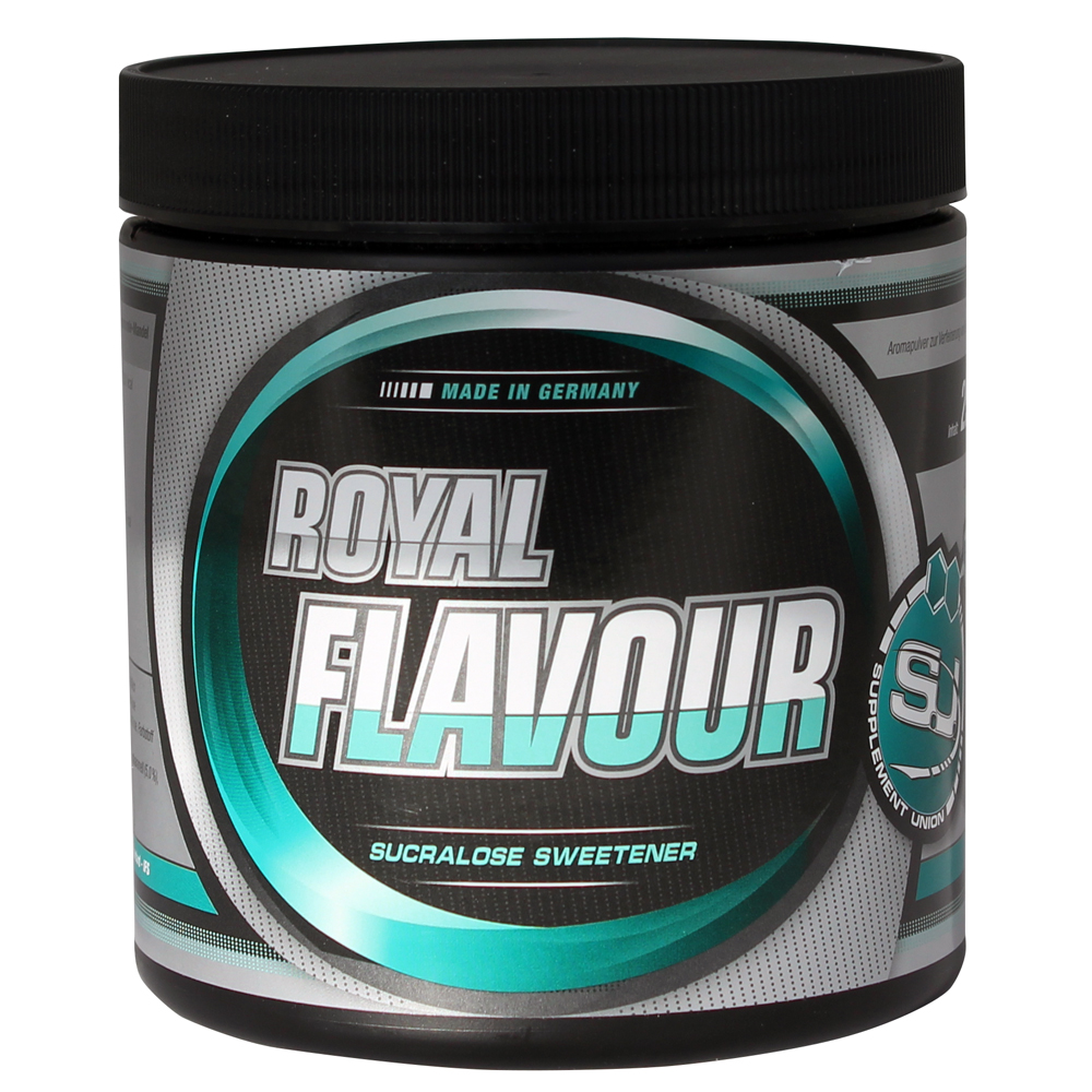 SUPPLEMENT UNION Royal Flavour - 250g Dose Erdb...