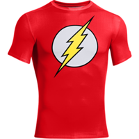 UNDER ARMOUR® Alter Ego The Flash Herren Compression Shirt