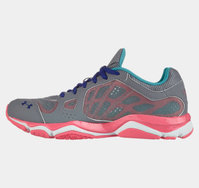 Under Armour MICRO G® PULSE TR Damen Trainingsschuh - steel