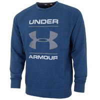 UNDER ARMOUR Herren Fleeceshirt Tri-Blend - Blackout Navy
