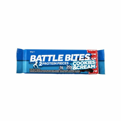 BATTLE BITES 2 Protein Pieces