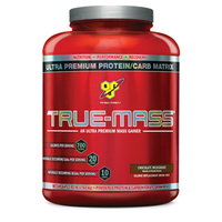 BSN True-Mass Weight Gainer - 2640g Dose