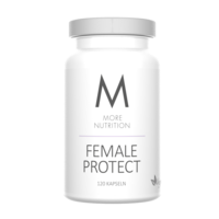 MORE NUTRITION Female Protect - 120 Kapseln