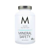 MORE NUTRITION Mineral Safety