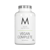 MORE NUTRITION Vegan Complete - </br> 2-Monats-Packung