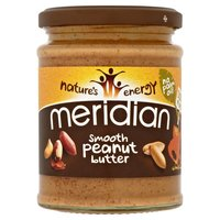 NATURES ENERGY Meridian Smooth Peanut Butter