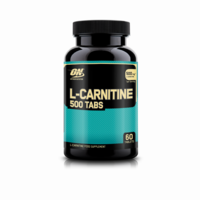 OPTIMUM NUTRITION L-Carnitine Tartrat 500mg - 60 Kapseln