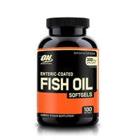 OPTIMUM NUTRITION Fish-Oil - Softgel-Kapseln
