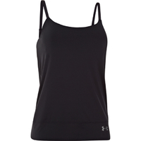 Under Armour Damen Tanktop UA Essential mit Band - schwarz