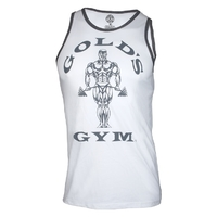 Gold's Gym Athlete Tank Top - weiß