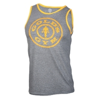 Gold's Gym Athlete Tank Top - grau