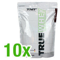 TNT True Whey - 10x 1000g Beutel