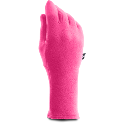 UNDER ARMOUR Damen Fleece-Handschuhe Cozy - Pink