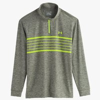 Under Armour Infrared Heartbeat Pullover mit Reißverschluss - rough