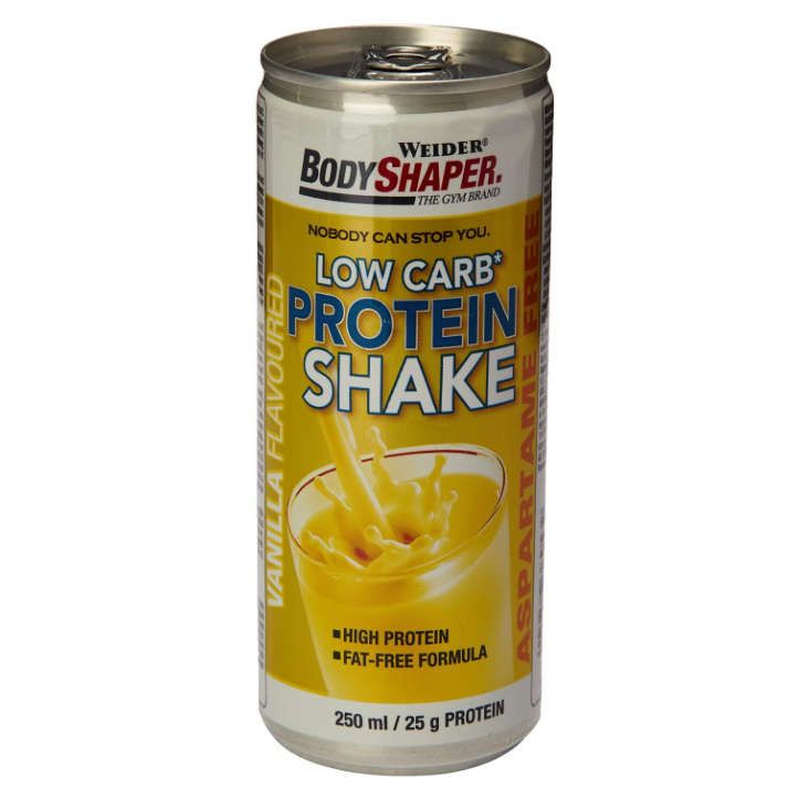 WEIDER BodyShaper Protein Drink - Dose á 250ml Strawberry